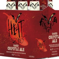 Flying Dog Heat Series Oaked Chipotle Ale 6PK BeerPulse