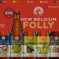 New Belgium q1 Folly pack BeerPulse