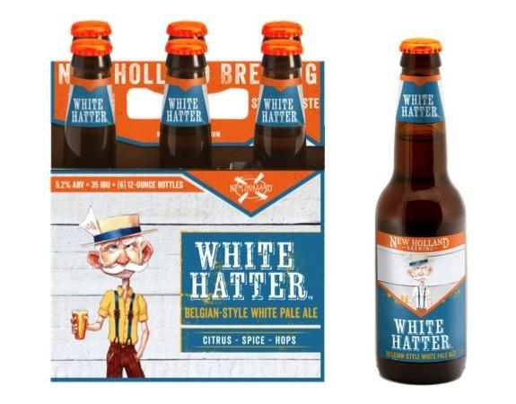 New Holland White Hatter 6pk BeerPulse