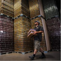 Oskar Blues cans stacks BeerPulse