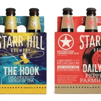 Starr Hill The Hook and Daily Grind 6pk BeerPulse