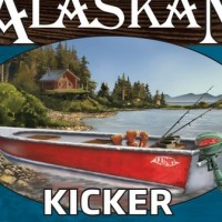 Alaskan Kicker Session IPA label BeerPulse