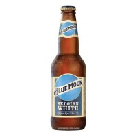 Blue Moon Belgian White Bottle New Look BeerPulse
