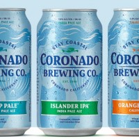 Coronado Brewing cans BeerPulse