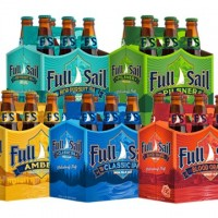 Full Sail 6 Pack Family Rebrand BeerPulse