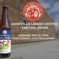 New Belgium Asheville Liquid Center Tasting Room Opening