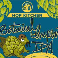 New Belgium Hop Kitchen Botanical Imperial IPA poster BeerPulse lite