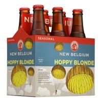 New Belgium Hoppy Blonde 6PK 12OZ BTL BeerPulse