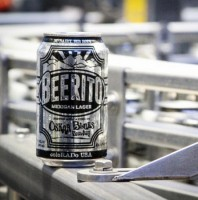 Oskar Blues Beerito Mexican Lager can
