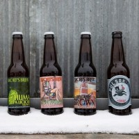Shorts Brewing bottle lineup BeerPulse lite