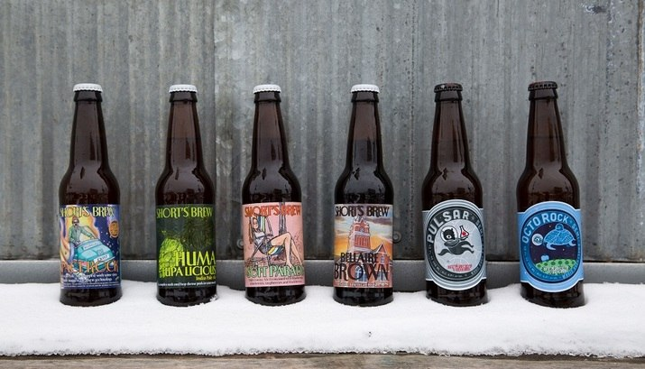 Short's Brewing Co  expanding distribution to Illinois with