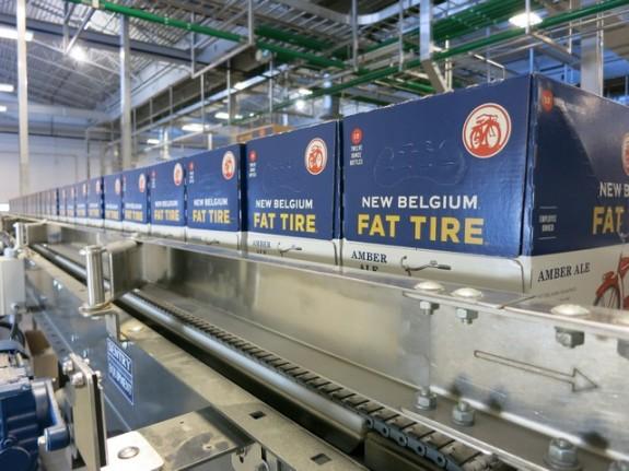 Asheville Fat Tire BeerPulse