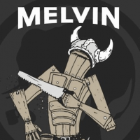 Melvin 2x4 Double IPA label BeerPulse cans