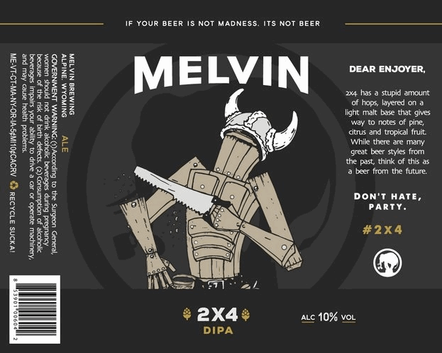 Melvin Brewing Launches Their First Cans Throughout
