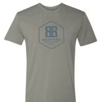 Benford Brewing T-Shirt Mockup