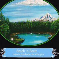 Logsdon Szech n Brett label BeerPulse 2016