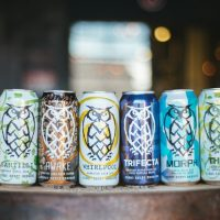Night Shift Brewing cans BeerPulse