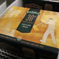 Summit Keller Pils 12 Pack Canning Line