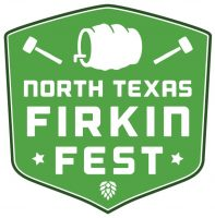 North Texas Firkin Fest logo BeerPulse