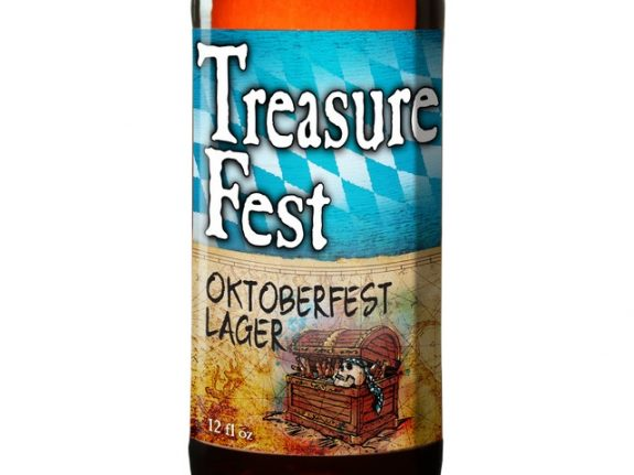 Heavy Sea TreasureFest Oktoberfest Lager crop