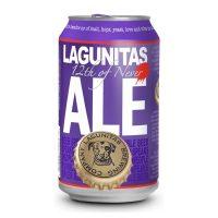 Lagunitas 12th of Never Ale can