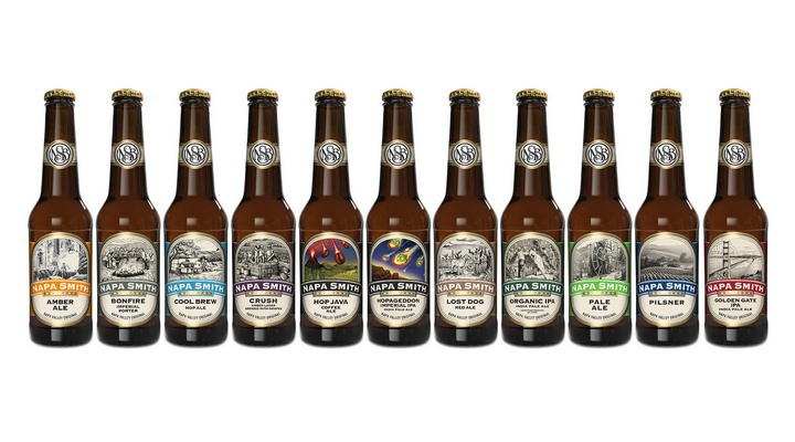 Napa Smith Brewery Expanding Operations In California