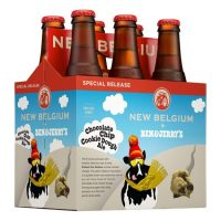 New Belgium Ben Jerry's Chocolate Chip Cookie Dough 6PK 12OZ BTL BeerPulse site