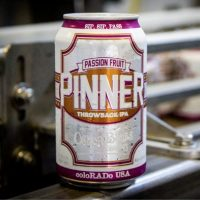 Oskar Blues Passion Fruit Pinner Throwback IPA 12oz can