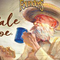 Founders Pale Joe Pale Ale label BeerPulse