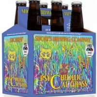 Short's Psychadelic Cat Grass six pack