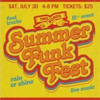 Two Roads Brewing Summer funk fest beerpulse