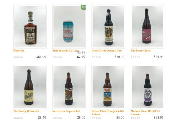 craft gurus bottles cans