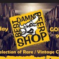 Best Damn Beer Shop Online Cellar Sale 8-31-16