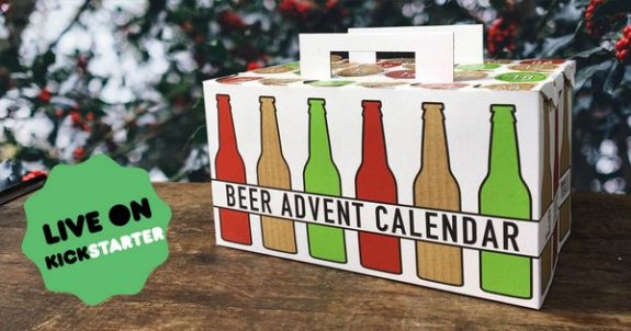 Beer Advent Calendar By The Thirst Amendment Now Available On