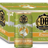 Devils Backbone Bravo Four Point cans BeerPulse