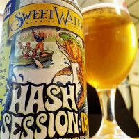 SweetWater Hash Session IPA Instagram BeerPulse II