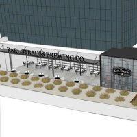 Karl Strauss Brewing Anaheim rendering