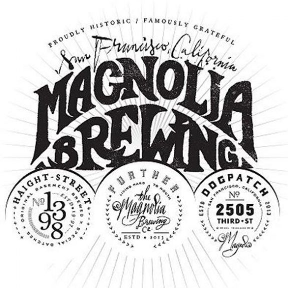 Magnolia Brewing Co logo