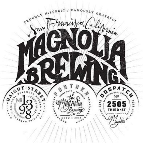 Magnolia Brewing Co logo