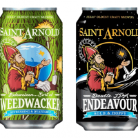 Saint Arnold new cans 2016 BeerPulse