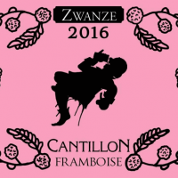Cantillon Framboise label BeerPulse square