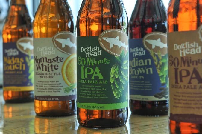 Dogfish Head new packaging lineup BeerPulse