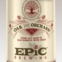 Epic Oak and Orchard bottle crop BeerPulse