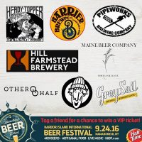 Harbor Island Beer Festival banner 2