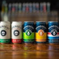 Rhinegeist Cans launch in Boston BeerPulse