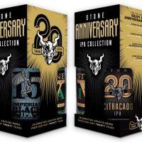 Stone Anniversary IPA Collection 2016