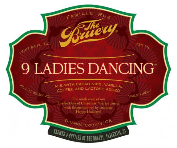 The Bruery 9 Ladies Dancing BeerPulse