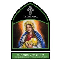 The Lost Abbey Madonna and Child label
