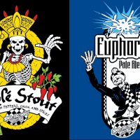 ska autumnal mole stout and euphoria label BeerPulse