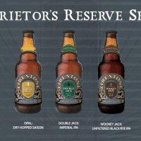 Firestone Walker Proprietors Reserve bottles